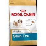 ราคา Royal Canin Shih Tzu Junior อาหารสุนัขพันธุ์ชิสุ ช่วงหย่านม 10 เดือน 500 G เป็นต้นฉบับ
