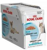 ขาย ซื้อ New Packaging Royal Canin Urinary Care Pouch Gravy X 12 Pouches อาหารชนิดเปียก แบบซอง สำหรับแมวโตอายุ1ปีขึ้นไป สูตรช่วยดูแลทางเดินปัสสาวะส่วนล่าง เกรวี่ 12ซอง กล่อง ใน ไทย