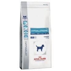 ราคา Royal Canin Veterinary Diet Hypoallergenic Small Dog โภชนบำบัดสำหรับสุนัขที่มีภาวะแพ้อาหาร ขนาด1กก เป็นต้นฉบับ Royal Canin