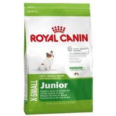 ซื้อ Royal Canin X Small Junior อาหารสุนัขพันธุ์เล็กน้ำหนักตัวไม่เกิน 4 กก อายุ 2 10 เดือน ขนาด 3 Kg Royal Canin