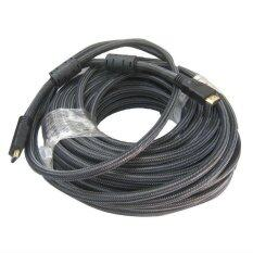 ซื้อ สาย Hdmi ยาว 15เมตร V1 4 Black ออนไลน์ ถูก
