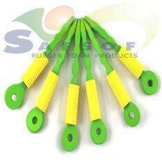 ทบทวน Safsof ชุดโรลม้วนผมมหัศจรรย์ รุ่นRhr 01 P Z เขียว เหลือง