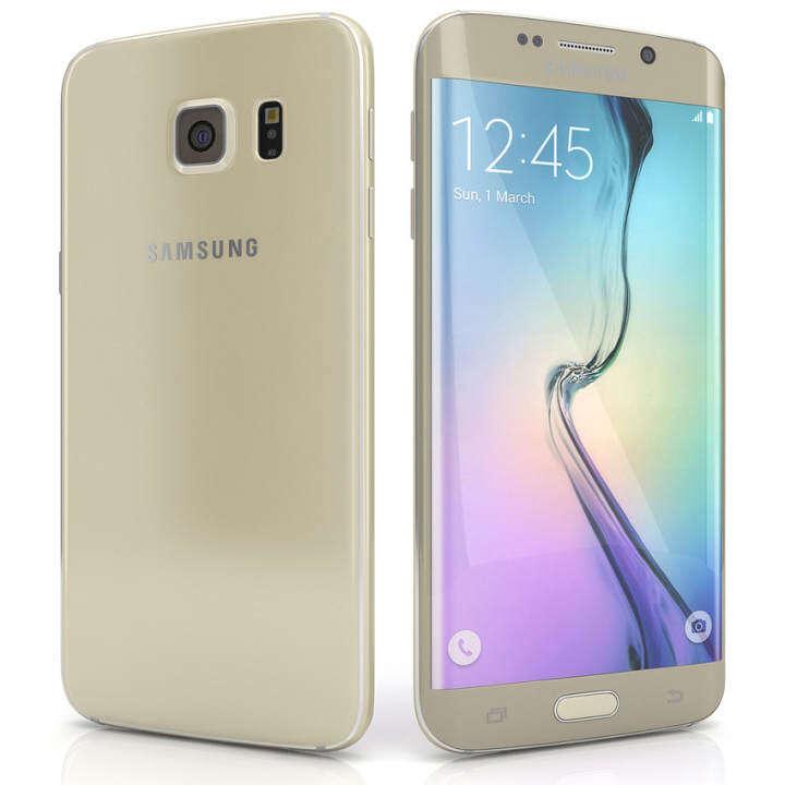 Samsung Galaxy S6 edge 32GB-ไม่มีประกัน(Gold)
