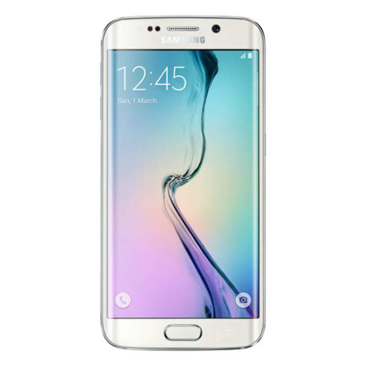 Samsung Galaxy S6 edge 32GB - White