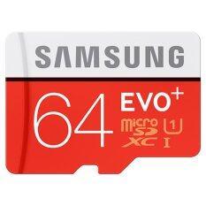 ขาย Samsung Micro Sd 64Gb Class 10 ร่นุ Evo Plus เป็นต้นฉบับ