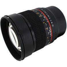 ขาย Samyang 85Mm F 1 4 Lens For Canon Ef Black ใหม่