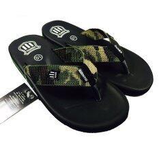 ขาย Sandal Slipper ลายทหาร สีเขียว กรุงเทพมหานคร