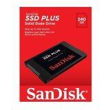 ทบทวน Sandisk 240Gb Ssd Plus 2 5