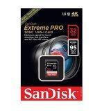 ขาย ซื้อ Sandisk 32Gb Extreme Pro Sdhc 633X 95Mb S กรุงเทพมหานคร