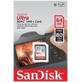 ขาย Sandisk 64Gb Ultra Sdxc 533X 80Mb S ถูก กรุงเทพมหานคร