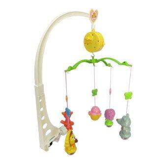 SCMShop ของเล่นเด็ก ของเล่น โมบายดนตรีเด็ก มีเสียงเพลง 981183