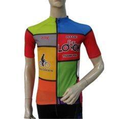 ราคา Sdl ชุดปั้นจักรยาน ผ้า Polyester 100 ผสม Spandex ร่น Please Look ออนไลน์ กรุงเทพมหานคร
