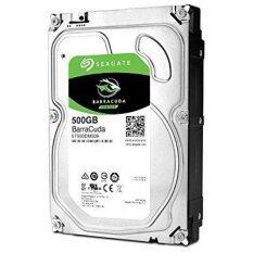 Seagate 500 GB HDD SEAGATE SATA-III 32MB BARRACUDA(ST500DM009)-By Synnex, Strek