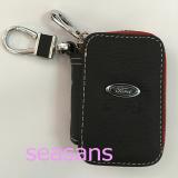 ขาย Seasans กระเป๋าพวงกุณแจใส่ รีโมทรถยนต์ Ford สีดำ Seasans