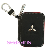 ซื้อ Seasans กระเป๋าพวงกุณแจใส่ รีโมทรถยนต์ Mitsubishi สีดำ ถูก กรุงเทพมหานคร
