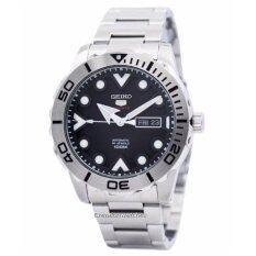 Seiko 5 Sports นาฬิกาข้อมือชาย Automatic 24 Jewels Srpa03K1 บุรีรัมย์