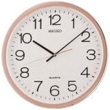 ขาย Seiko นาฬิกาแขวน ขอบPinkgold ขนาด 12 นิ้ว รุ่น Pda014F ออนไลน์ ไทย