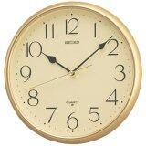 Seiko นาฬิกาแขวน รุ่น Qxa001Gt สีทอง ไทย