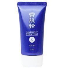 โปรโมชั่น Sekkisei Sun Protect Essence Gel Spf50 Pa 80 G ขนาดปกติ