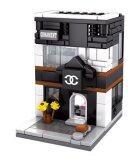 Sembo Block Lego Ornament Store เลโก้ ชุด ร้านเครื่องประดับ เป็นต้นฉบับ
