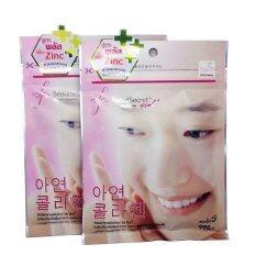 ซื้อ Seoul Secret Collagen Plus คอลลาเจน 1000 Mg 60 เม็ด เพิ่ม Zinc 2 ซอง Seoul Secret
