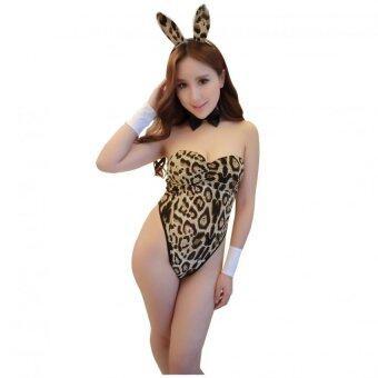 sexy cosplayชุดคอสเพลย์บันนี่ 2061 leo(Int: One size)