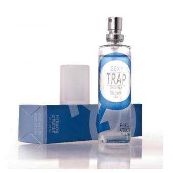Sexy Trap Pheromone Attractant น้ำหอมฟีโรโมน เพิ่มเสน่ห์ดึงดูดเพศหญิง มีกลิ่นหอมอ่อนๆ 29.5ml   สำหรั-
