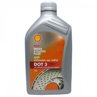 SHELL น้ำมันเบรค DOT3 1ลิตร-