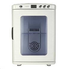 Shop108 Mini Fridge 25L ตู้เย็นอเนกประสงค์แบบพกพา รุ่น 25 ลิตร White ใน กรุงเทพมหานคร