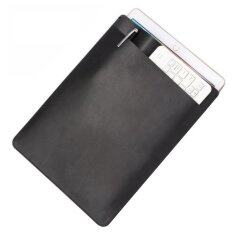 Siam Tablet Shop ซองหนังสำหรับ iPad Pro 9.7 (สีดำ)