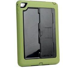 Siam Tablet Shop เคส iPad Air 2 New Survivor  (สีเขียวดำ)
