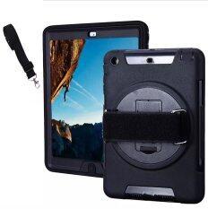 Siam Tablet Shop New Survivor (Multi Function) For iPad Air 2 (สีดำ)