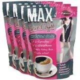 ขาย Signature กาแฟปรุงสำเร็จ ผสมแอลคาร์นิทีน Max Curve Coffee L Carnitine Coffee 4 กล่อง ออนไลน์