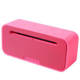 ซื้อ Signo Bluetooth Speaker ลำโพงบลูทูธ รุ่น Bs 702P สีชมพู ไทย
