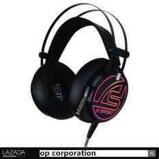 ราคา Signo E Sport Hp 818 Alligator 7 1 Surround Sound Vibration Gaming Headphone Black ราคาถูกที่สุด