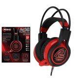 ซื้อ Signo E Sport Vibration Gaming Headphone รุ่น Hp 808 Red
