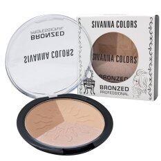 ราคา ราคาถูกที่สุด Sivanna Bronzed Pro 03