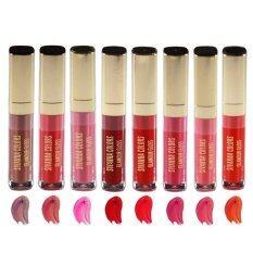 ขาย Sivanna Colors ลิปกลอส Lip Gloss Glamour Gloss Hf320 8แท่ง Set 04 ถูก กรุงเทพมหานคร