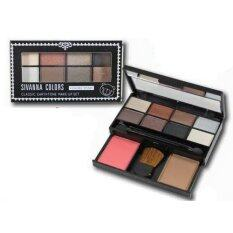 ขาย Sivanna Earthtone Make Up Set 04 ไทย ถูก