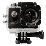 ราคา Sjcam กล้องกันน้ำ Action Camera รุ่น Sj4000 Wifi สีดำ