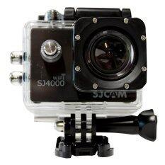 SJCAM SJ4000 Wi-Fi - Black