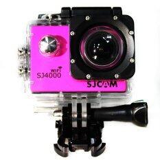 SJCAM SJ4000 Wi-Fi New Model(Pink)