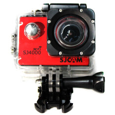 SJCAM SJ4000 Wi-Fi New Model (Red)