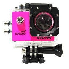 SJCAM SJ4000 Wi-Fi (Pink)