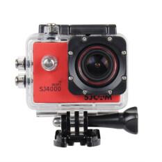 SJCAM SJ4000 Wi-Fi (Red)
