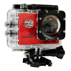 SJCAM SJ4000 Wi-Fi – Red