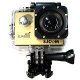 ราคา Sjcam Sj4000 Wi Fi รุ่นปุ่มกดใหญ่ Gold เมนูภาษาไทย Sjcam ใหม่