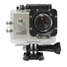 SJCAM SJ4000 Wi-Fi (Silver)
