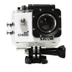 SJCAM SJ4000 Wi-Fi - White