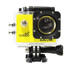 SJCAM SJ4000 Wi-Fi (Yellow)